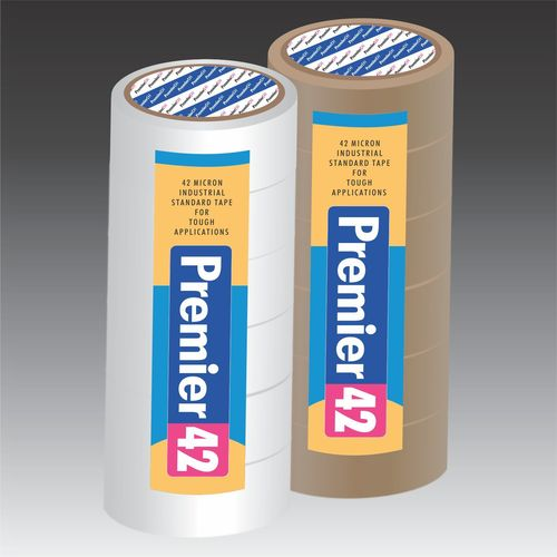 42 Micron Industrial Tapes Roll