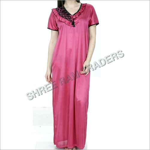 Ladies V-Neck Nighty