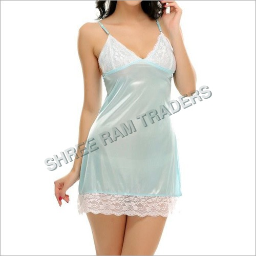 Ladies Sleeveless Nighty