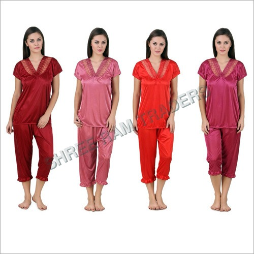 Ladies Stylish Night Suit
