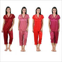 Ladies Trendy Night Suit