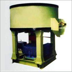 Pan Mixer Machine