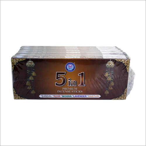 5 In 1 Incense Stick