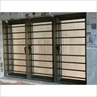 Aluminum Double Sided Casement Window