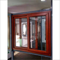 Designer Sliding Aluminum Window