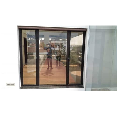 Aluminum Folding Window