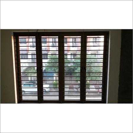 Aluminum Folding Windows