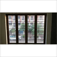 Aluminum Folding Windows