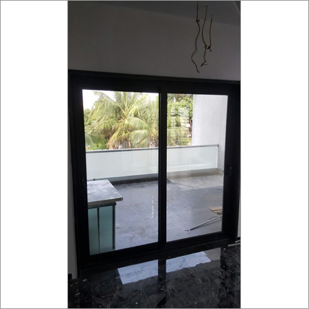 Aluminum Section Window