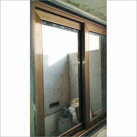 Stylish Aluminum Window