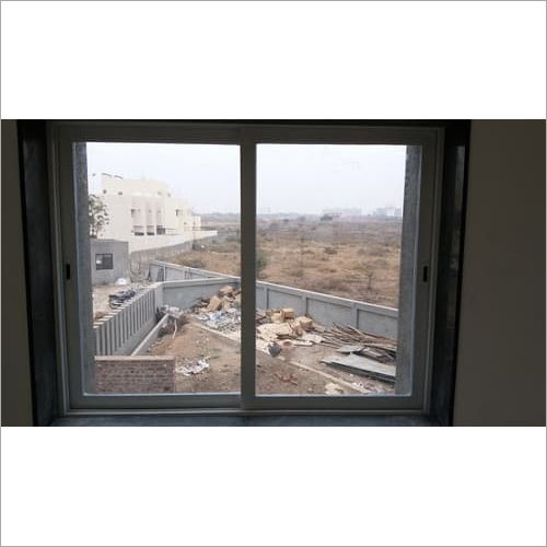 Outdoor Aluminum Sliding Window Frame