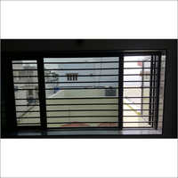 Aluminum Grill Window Frame