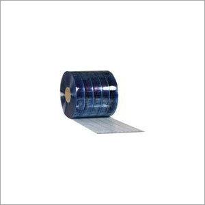 PVC Flexible Strip Curtain Sheet - Type Ribbed