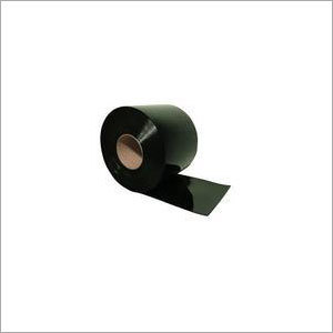 PVC Strip Curtain Roll Green