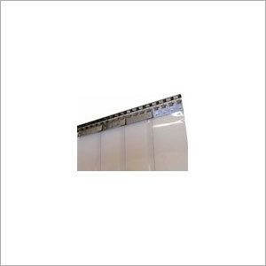 PVC Strip Curtain Mounting Bracket