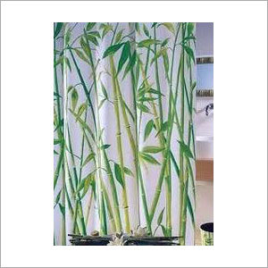 Printed Opaque Shower Curtain