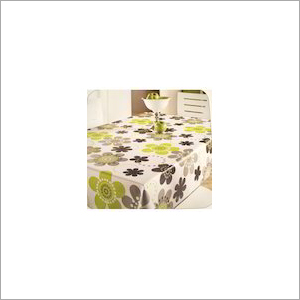 Double Side Printed PVC Table Cover