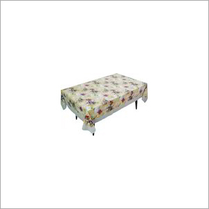 PVC Printed Table Cover