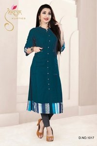 Ladies Branded Kurtis