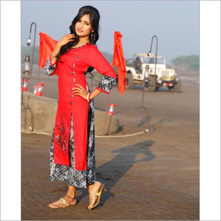 Ladies Indian Kurtis