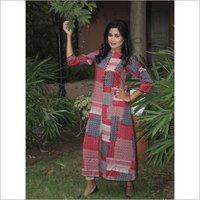 Ladies Rich Look 2  Designer Kurtis