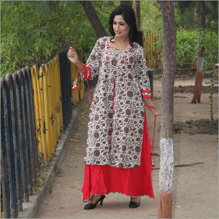 Ladies Fashionable Kurtis