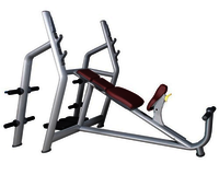 Olympic Incline Bench X3