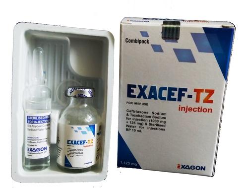 ceftriaxone tazobactam injection