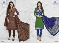 Butter Cotton Dress Material miss India Dress Material