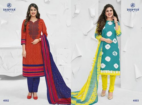 Pure Cotton MIss India Dress Collection