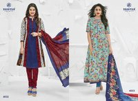 Casual Miss India Dress Material