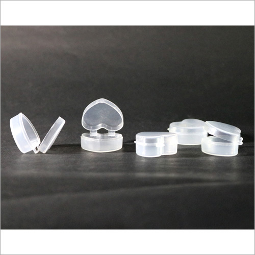 Plastic Designer Cosmetic Container/ 5gm LIP BALM