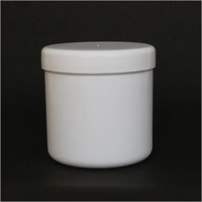 Transparent Plastic Cylindrical Containers