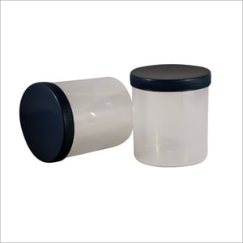 HDPE Capsules Bottle