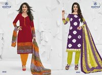 Cotton Printed Miss India Dress