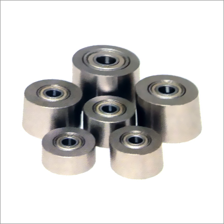 SS Roller Guides