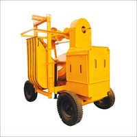 Concrete Mixer Mobile Hoist 2 LEG Type