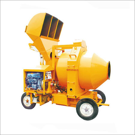 Mini Mobile Batching Plant Sew