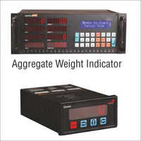 Admix Weight Indicator