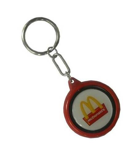 PLASTIC MOULD KEYCHAIN