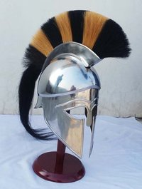 Medieval Greek Corinthian Armour Helmet