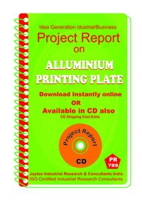 Aluminium Printing Plant for offset Printing Machine eBook