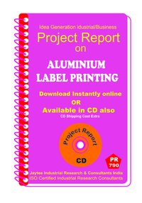 Aluminium Label Printing manufacturing eBook