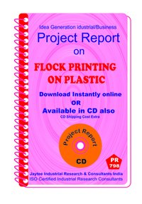 Flock printing on Plastic manufacturing eBook