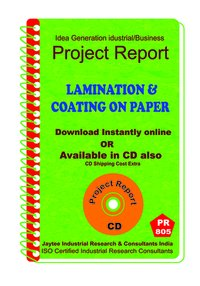 Lamination and Coating on Paper manufacturing eBook
