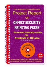Offset Security Printing Press manufacturing eBook