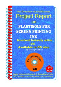 Plastisols for Screen Printing ink manufacturing eBook