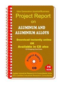 Aluminium and Aluminium Alloys manufacturing eBook