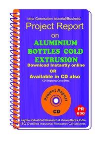 Aluminium Bottles Cold Extrusion manufacturing eBook