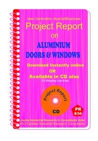 Aluminium Doors and Windows manufacturing eBook